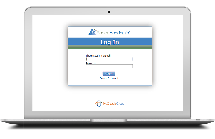 McCreadie Group PharmAcademic Login